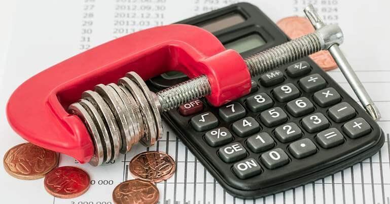 digitron i novac na papiru